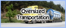 oversized transportation
