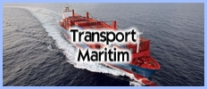 transport maritim
