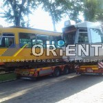 transport vagoane si locomotive tramvai
