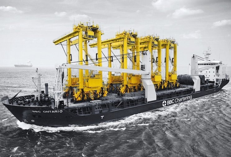 transport maritim bulk